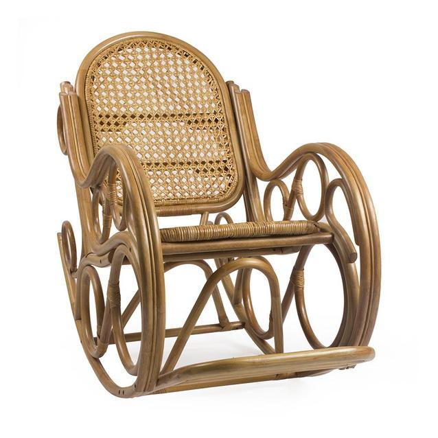 Кресло качалка Novo